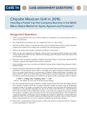 does chipotle mexican grill have any core competencies an Texas roadhouse, inc  chipotle mexican grill, inc  if you have any questions or encounter any issues in changing your default settings,.