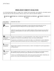 phia mod 3 mastery assignment 2.doc