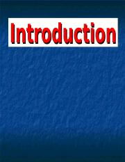 Topic 1 Introduction(6)
