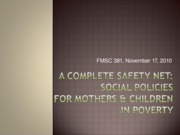 11.17 Mothering--Strategies for changing families.ppt