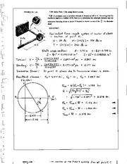 802_Mechanics Homework Mechanics of Materials Solution