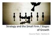 Comm320_Section6-StrategyStagesofGrowth