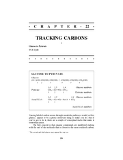 Tracking Carbons