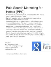 Paid Search Marketing for Hotels.docx