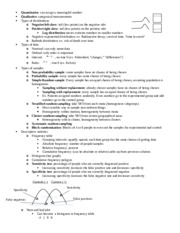 150502 Biostats 100A Midterm Notes