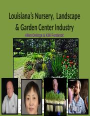 Louisiana Nursery and Landscape Industry (2).pptx