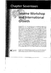 Case 1 Sesame Workshop and International Growth.pdf