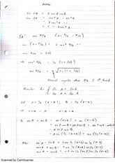 Expanding Trig Functions and Log Laws Lecture Notes 3