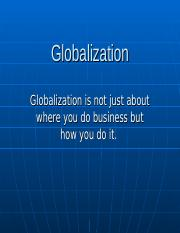 Globalization-2.ppt