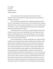 interviewing classmates essay