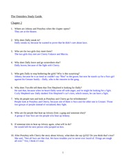 the outsiders questions and answers chapter 8