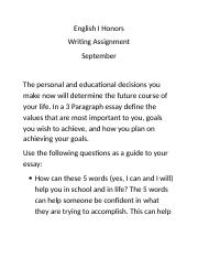 september writing assignment.docx