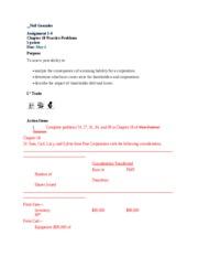 Neil Gonzales, ACCT 420-V3WW, Assignment 1-4 Final
