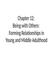 Chapters 12 & 13 (for students)