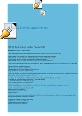 NCLEX Review and Secrets