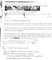 historical research newspaper In the past several years many historical newspapers have been digitized,  offering the promise of improved access and powerful searching in this research,  we.