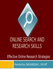 09-online search and research skills.pptx