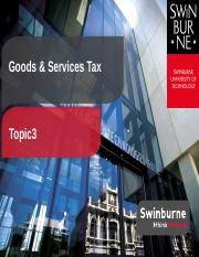 Topic 3 GST-2015(2).ppt