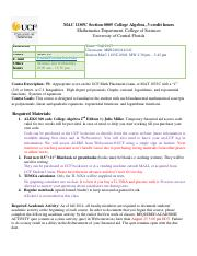 2017 Fall MAC1105C Section 0005 Syllabus.pdf