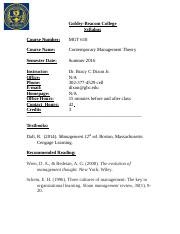 Syllabus Contemporary Management Theory (1).docx