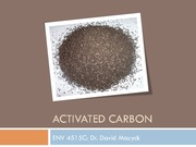 Activated Carbon Lecture