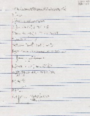 HW - Fundamental Theorem of Calculus