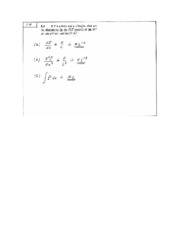 Fluid Mechanics PS 1b