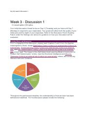 Psy 331 week 3 discussion 1.docx