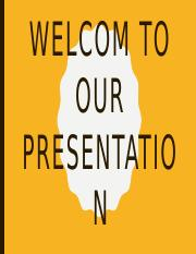 Welcom-to-our-presentation2 (1).pptx