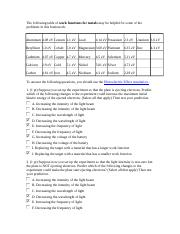 Photo ElectricEffect Worksheet .doc