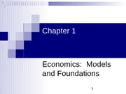 Econ202 Chapter 1 PPT