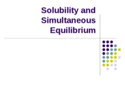 Solubility-107