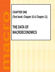 chapter01-The data of Macroeconomics.pptx