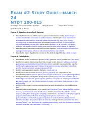 NTDT study guide 2.docx