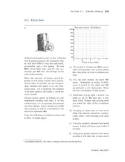 Chapter 3: Exercises with Solutions