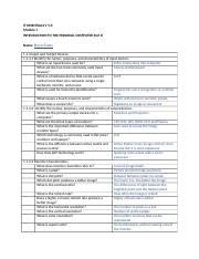 Chapter 1 Study Guide Student PartD (1) - Copy - Copy