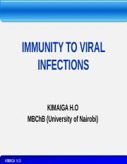 09. IMMUNITY TO VIRAL INFECTIONS.pptx