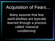 acquisition+of+fears