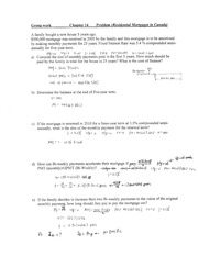 MATH1021, In-Class Practice Questions for Ch14 & Answers
