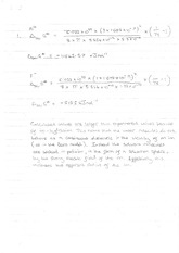 Selected Problem Booklet Answers