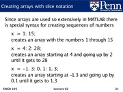 Lec02 - Machine model, Matlab introduction, and arrays.21