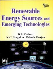Renewable Energy Sources And Emerging Technologies(1 page).pdf