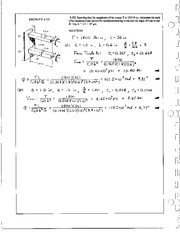 256_Mechanics Homework Mechanics of Materials Solution