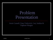 Learng Team C Problem Presentation