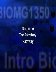 Section 6 - Secretory Pathway (S2015-Students).pptx