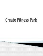 Community Fitness Center.pptx