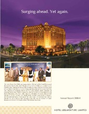 annual-report-of hotel-leela-2011