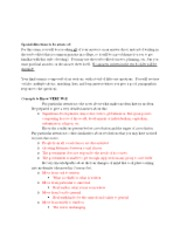 WH final exam study guide