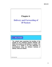 lecture3-forwarding chk
