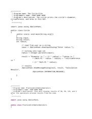 CIS335A-Business_App_programming-Week-1-Solution